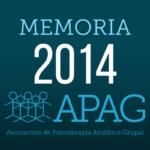 APAG memoria 2014