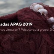 XXI Jornadas APAG 2019